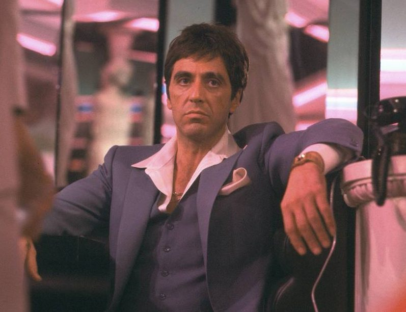 al pacino dans une scene du film scarface e1620375999500 Say Hello To These Little Facts You Probably Didn't Know About Scarface