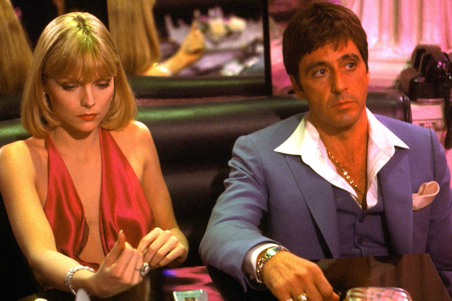 al pacino in scarface 1 Say Hello To These Little Facts You Probably Didn't Know About Scarface