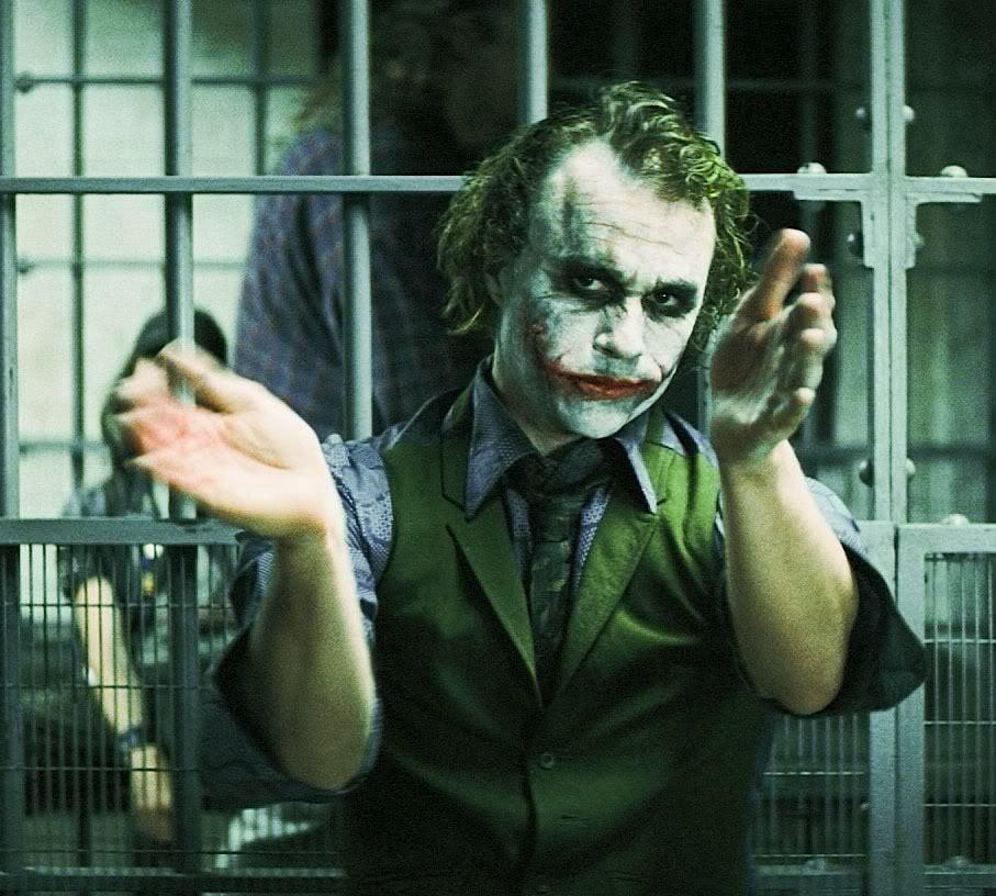 be3a1116e11224140a70a776c2ecab5e e1602237963593 Heath Ledger's Joker And Some Disturbing Truths