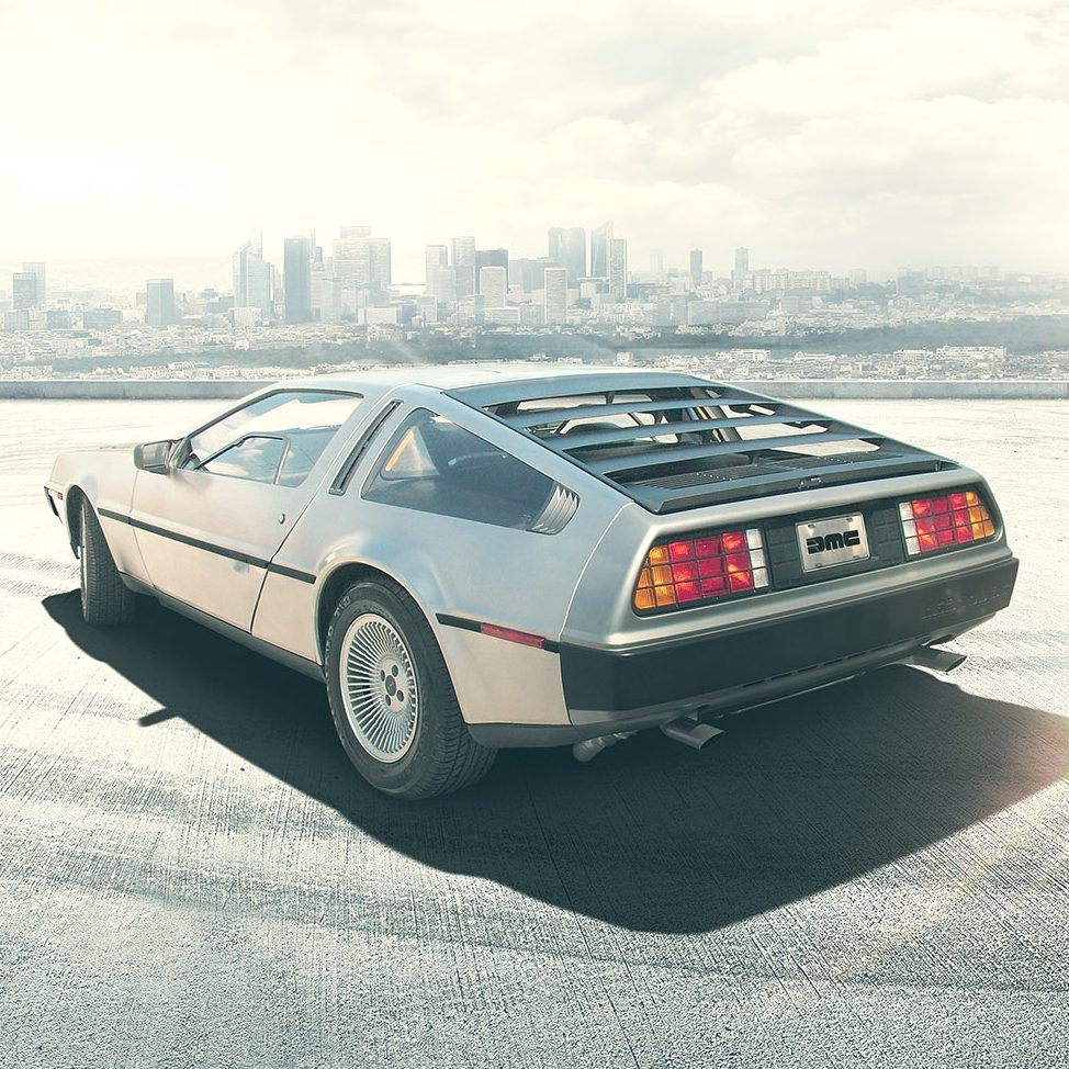 delorean e1600095325404 20 Things You Missed In Back To The Future