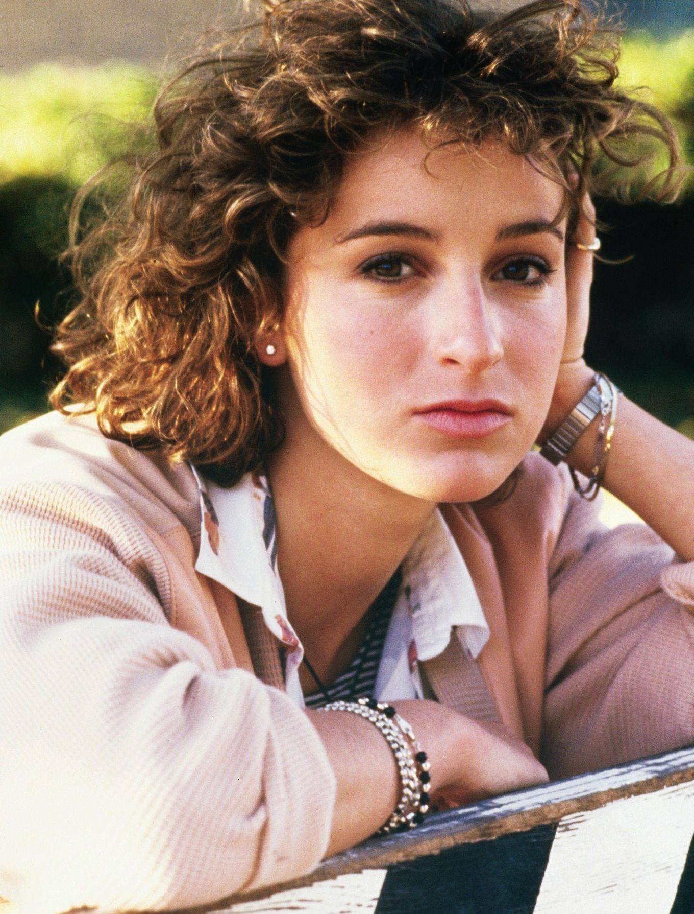 movies ferris buellers day off jennifer grey 30 Hotties From Back In The Day