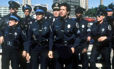 police academy moments 28 Of The Funniest 80's Movies Of All Time