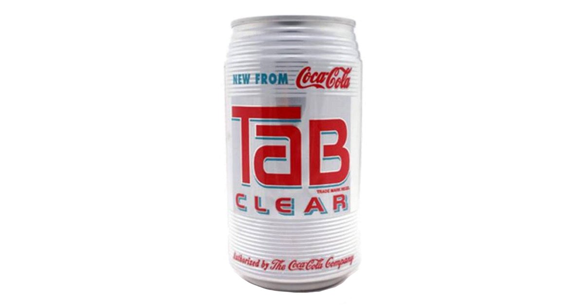 tabcan2 15 Fizzy Drinks That You Might Remember From Your Childhood