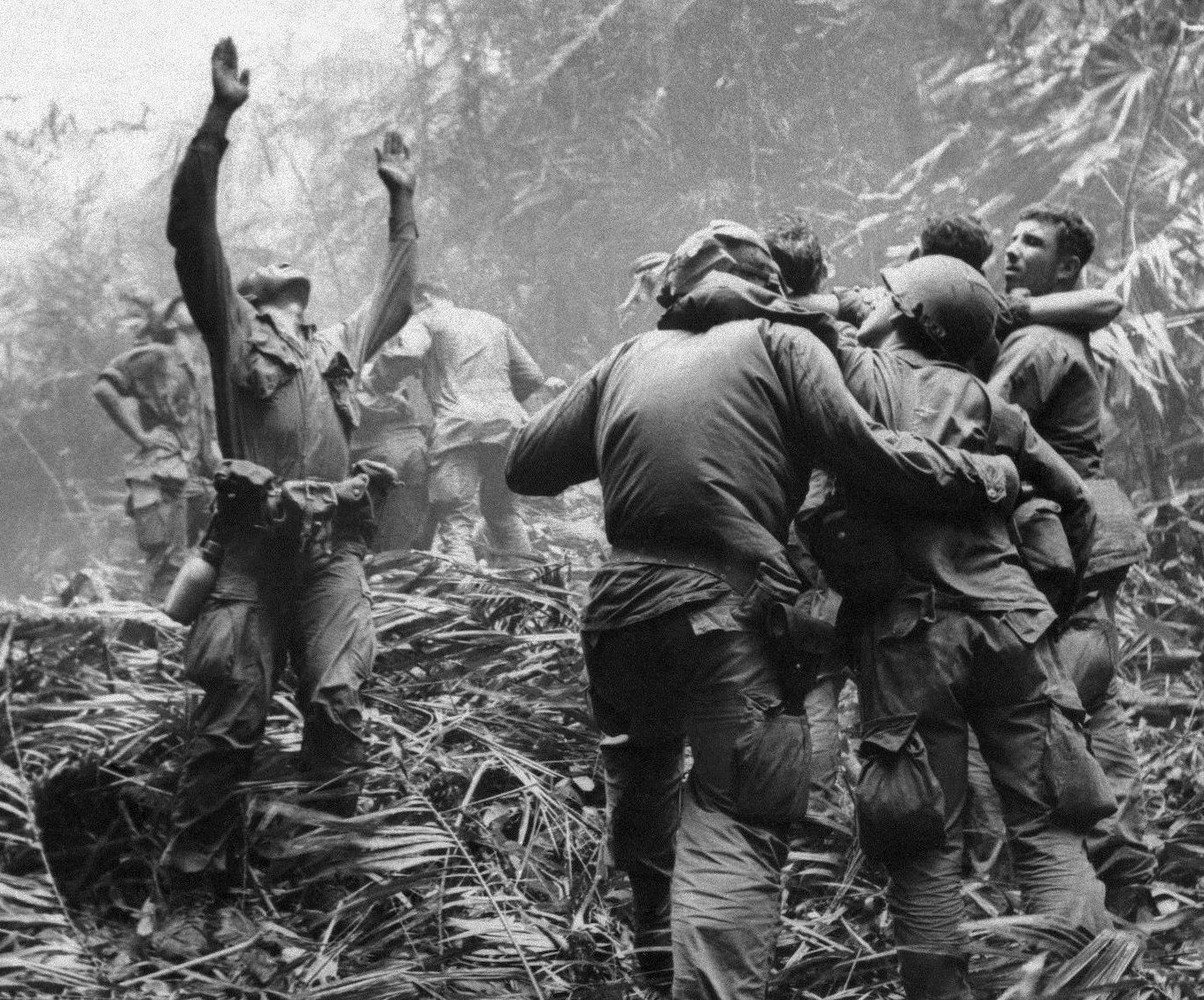 vietnam war iconic ph evan e1595408332548 1 e1606733440289 30 Things You Probably Didn't Know About Platoon