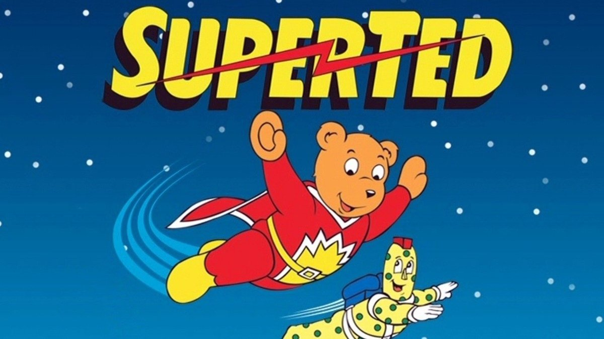 SuperTed opening credits