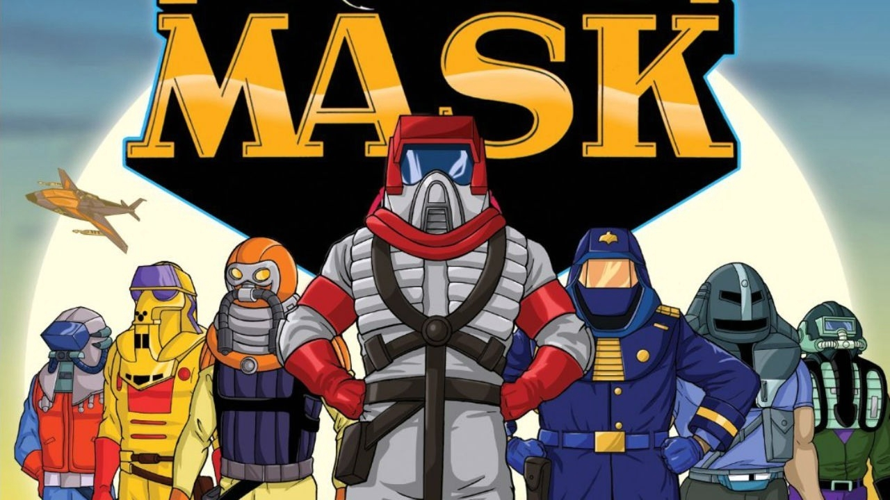 1 20 This Is The News M.A.S.K. Fans Have Been Waiting 30 Years For!
