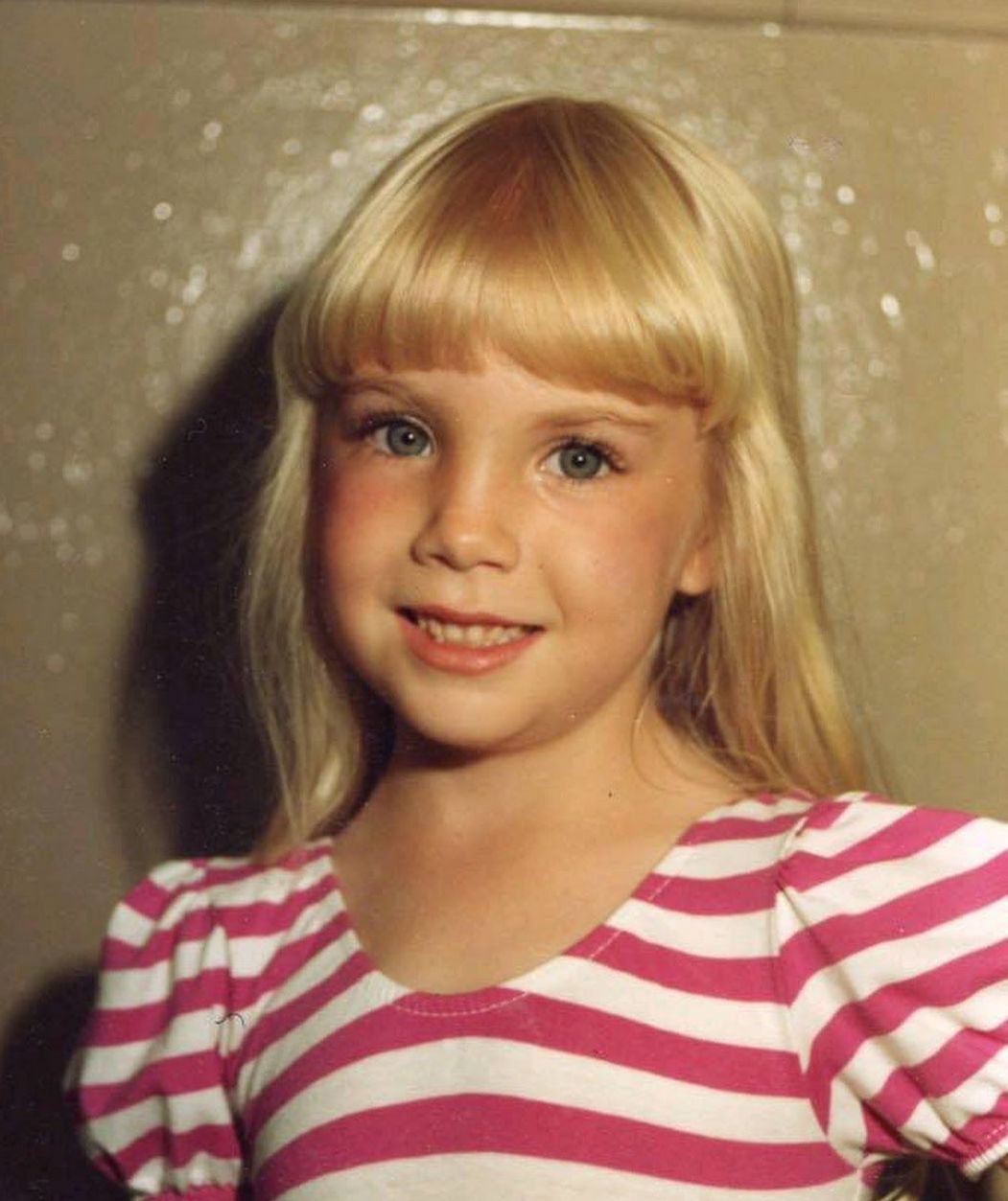 Heather O'Rourke as a child star