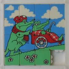 1. Kelloggs croc puzzle 12 Of The Best Freebie Collectables That We Loved In The 80s