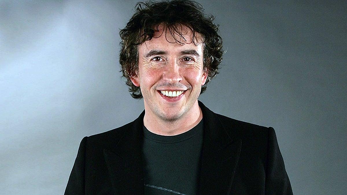 British comedian Steve Coogan