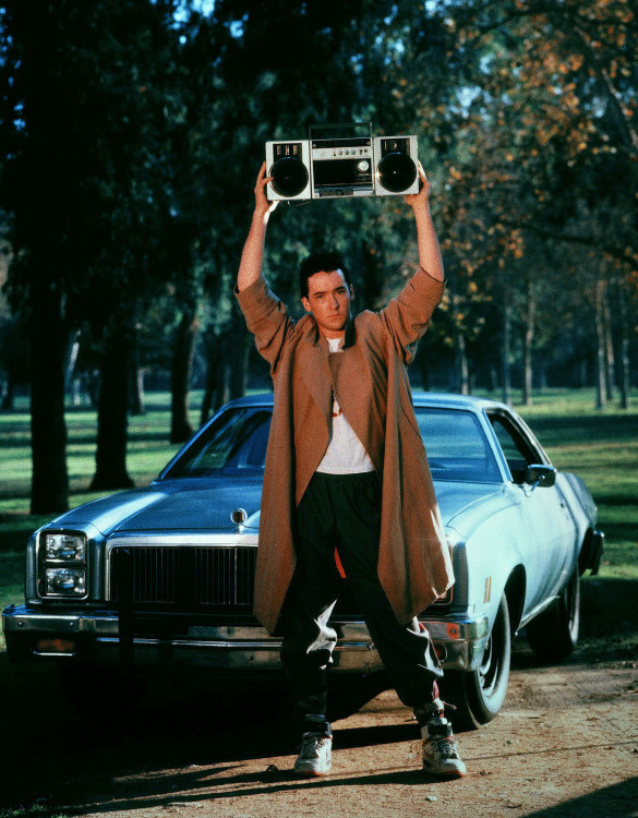 1045022 say anything 1989 20 Things You Probably Didn't Know About Ferris Bueller's Day Off