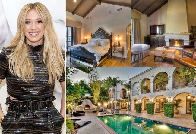 10Hilary Duff These 17 Spectacular Celeb Houses Will Seriously Blow Your Mind
