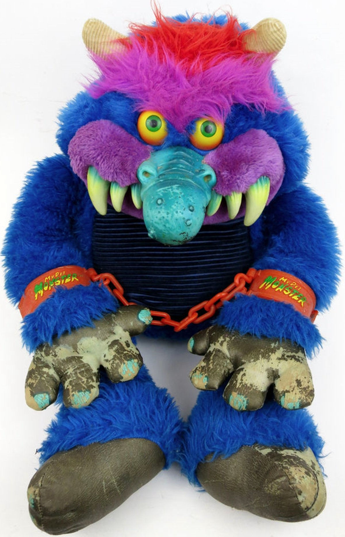 A My Pet Monster from the 1980s