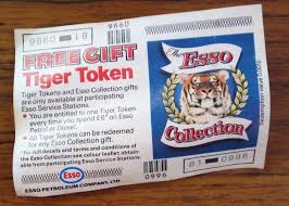 11. Tiger Tokens 12 Of The Best Freebie Collectables That We Loved In The 80s