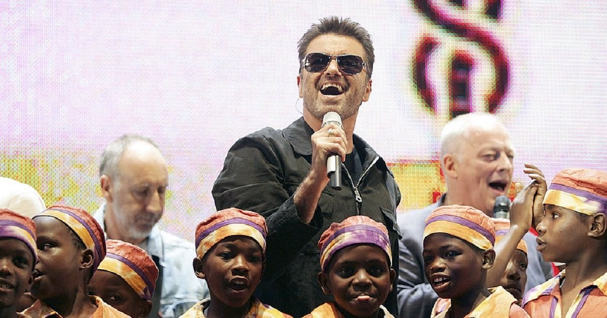 12 14 Things You Probably Didn't Know About George Michael
