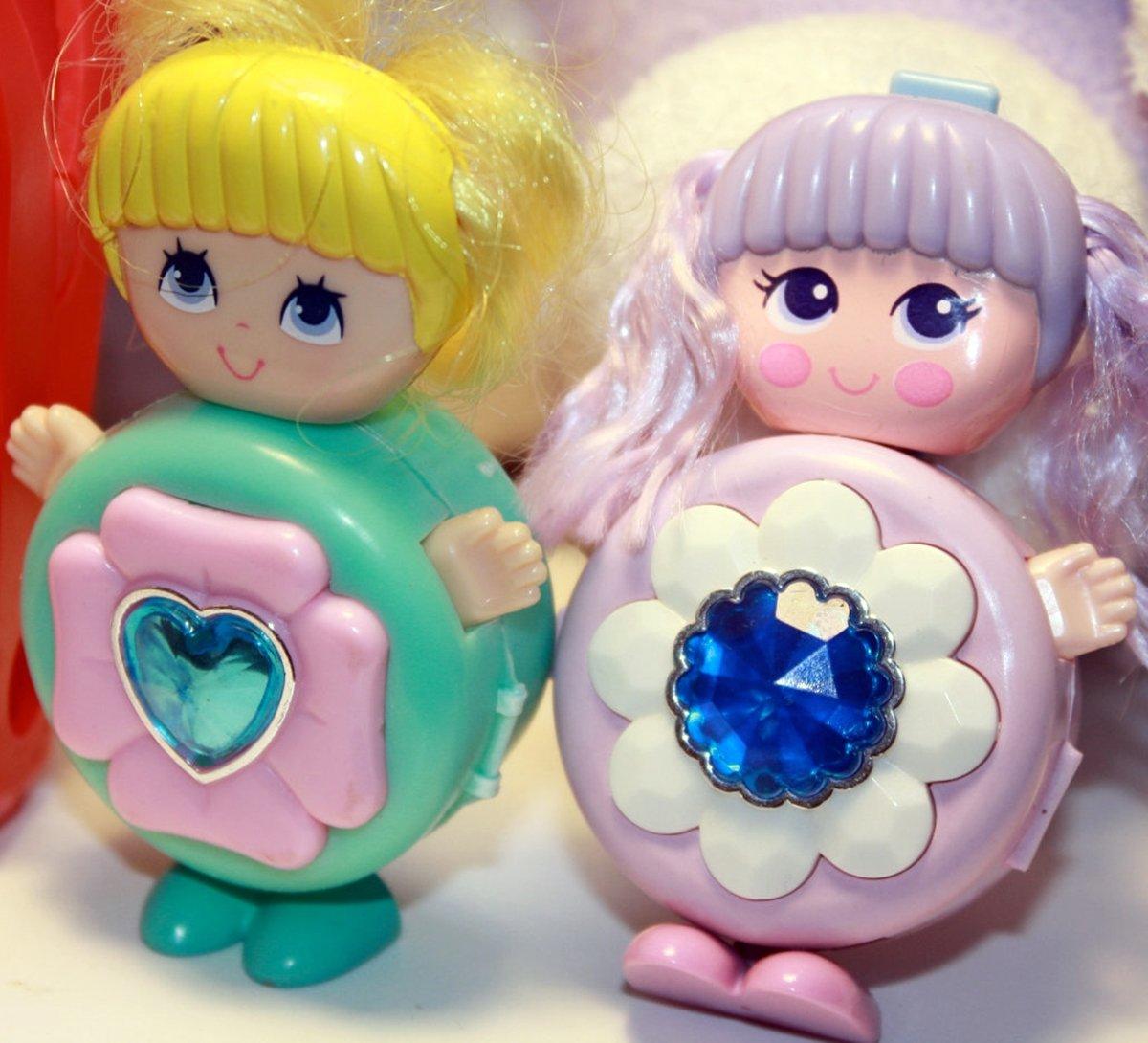 Two Sweet Secrets dolls