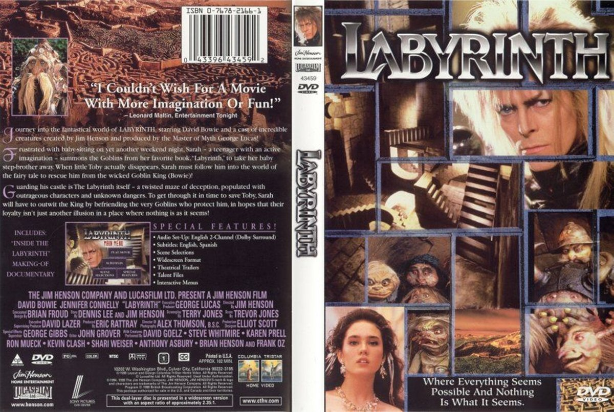 14 7 18 Things You Probably Didn't Know About Labyrinth