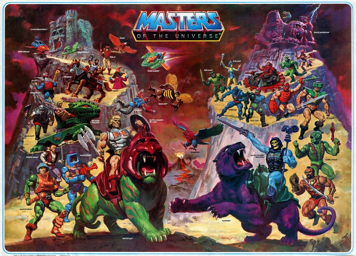 14 8 22 He-Man Facts Every 80s Child Should Know