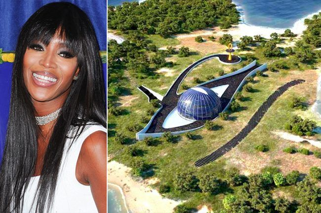 15Naomi Campbell V These 17 Spectacular Celeb Houses Will Seriously Blow Your Mind