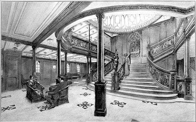 16 3 25 Things You Never Knew About The Titanic