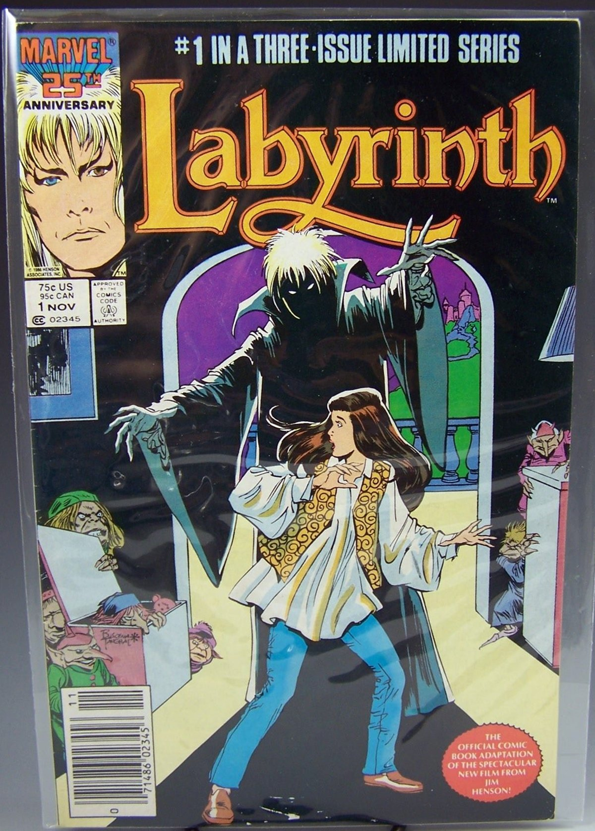 17 1 18 Things You Probably Didn't Know About Labyrinth
