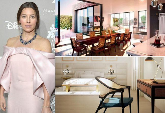 19Jessica Biel RC These 17 Spectacular Celeb Houses Will Seriously Blow Your Mind