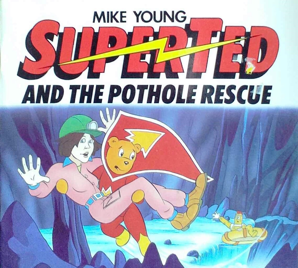 The SuperTed book series