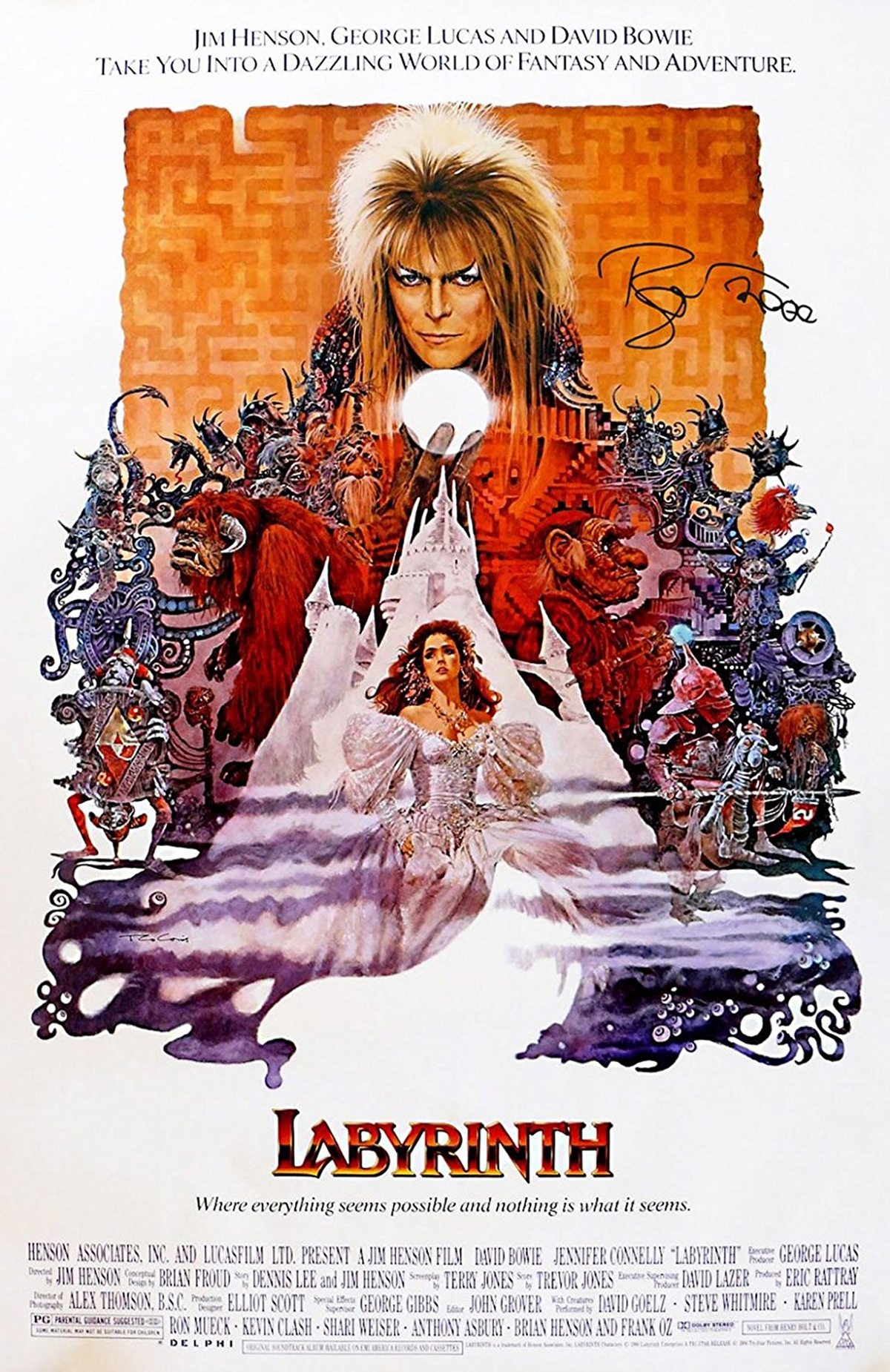 2 24 18 Things You Probably Didn't Know About Labyrinth