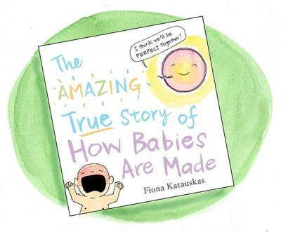 2. 32 This New Children's Book About Sex Is VERY Graphic