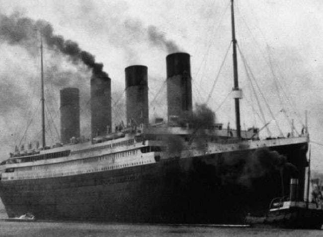 22 2 25 Things You Never Knew About The Titanic