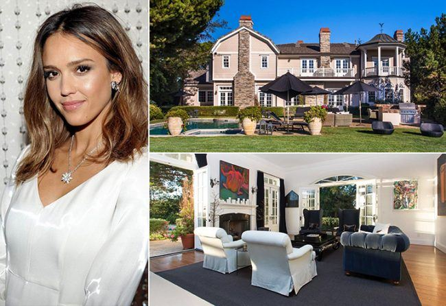 23Jessica Alba RC These 17 Spectacular Celeb Houses Will Seriously Blow Your Mind