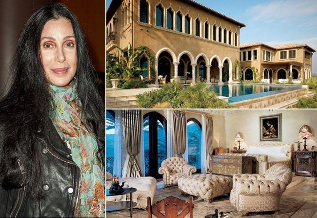 26Cher These 17 Spectacular Celeb Houses Will Seriously Blow Your Mind