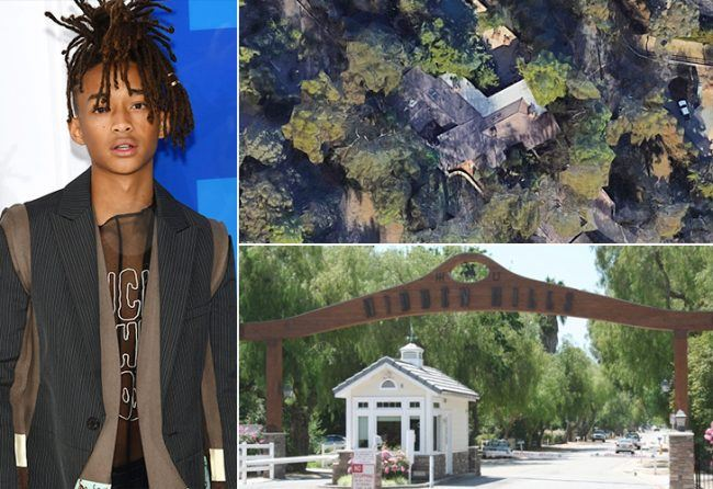 27Jaden Smith These 17 Spectacular Celeb Houses Will Seriously Blow Your Mind