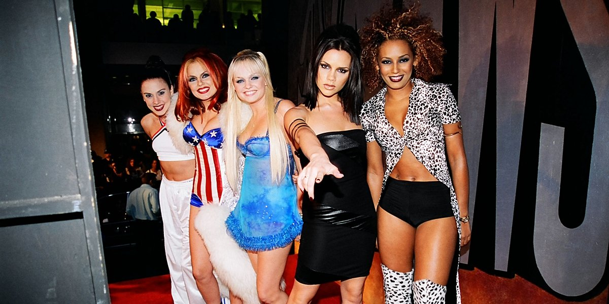 3 7 A New Poll Has Revealed The Nation's Favourite (And Least Favourite) Spice Girl