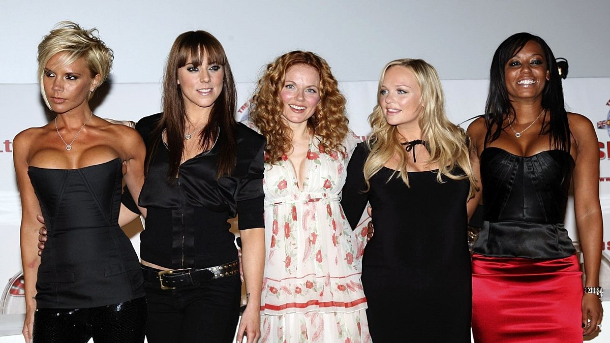 4 9 A New Poll Has Revealed The Nation's Favourite (And Least Favourite) Spice Girl