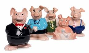 4. Natwest Pigs 12 Of The Best Freebie Collectables That We Loved In The 80s