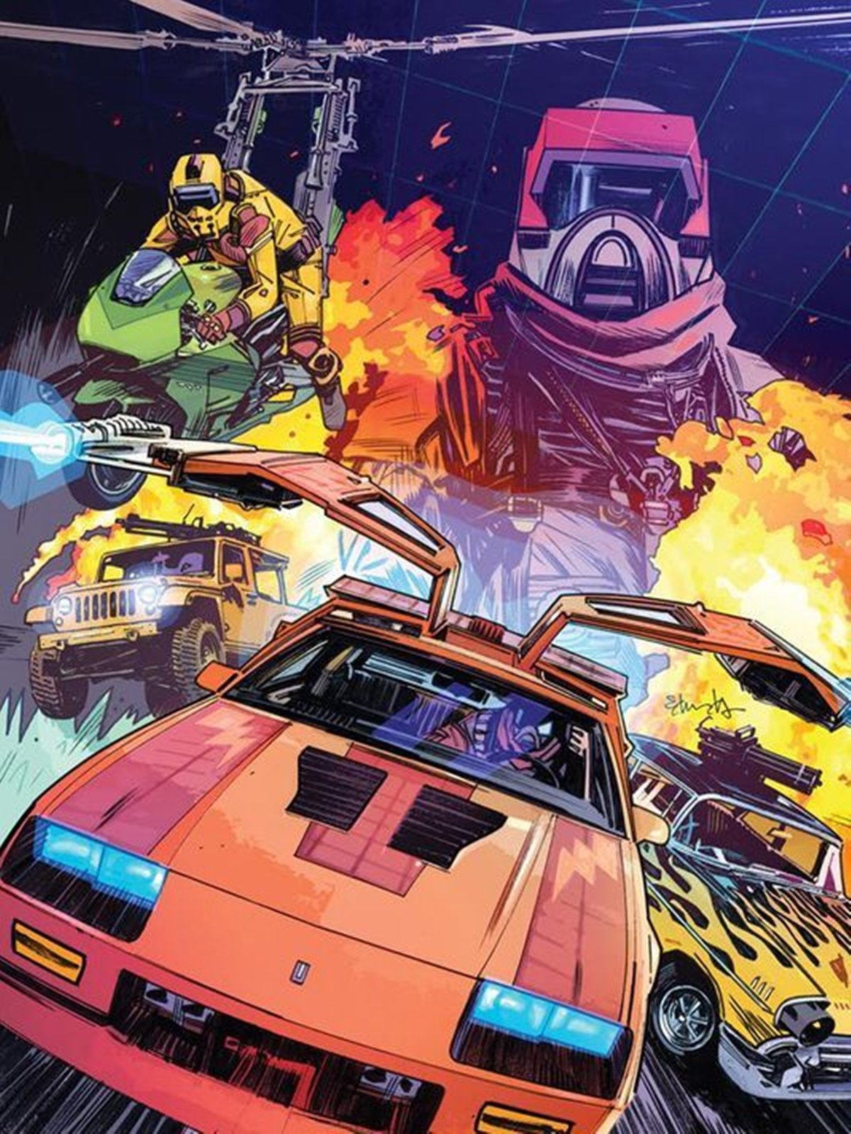 5 22 This Is The News M.A.S.K. Fans Have Been Waiting 30 Years For!