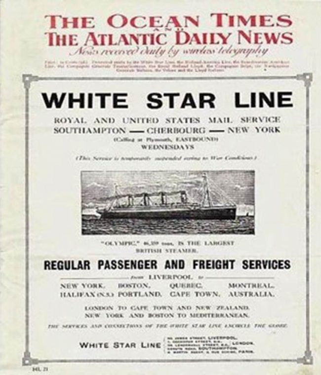 569f5e9ea5521 25 Things You Never Knew About The Titanic
