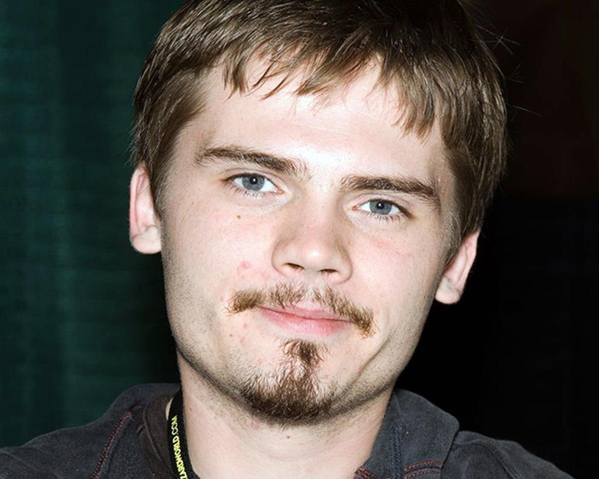 Lloyd as a young man