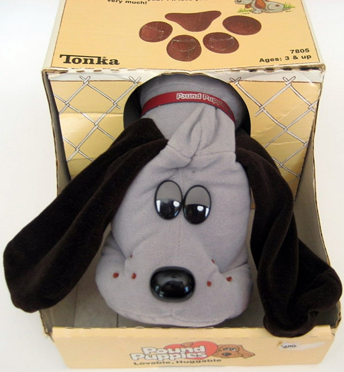 An example of Pound Puppies