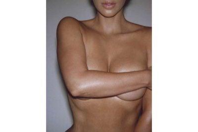 6. 20 Kim Kardashian Releases Racy Photos For New Fragrance Ads