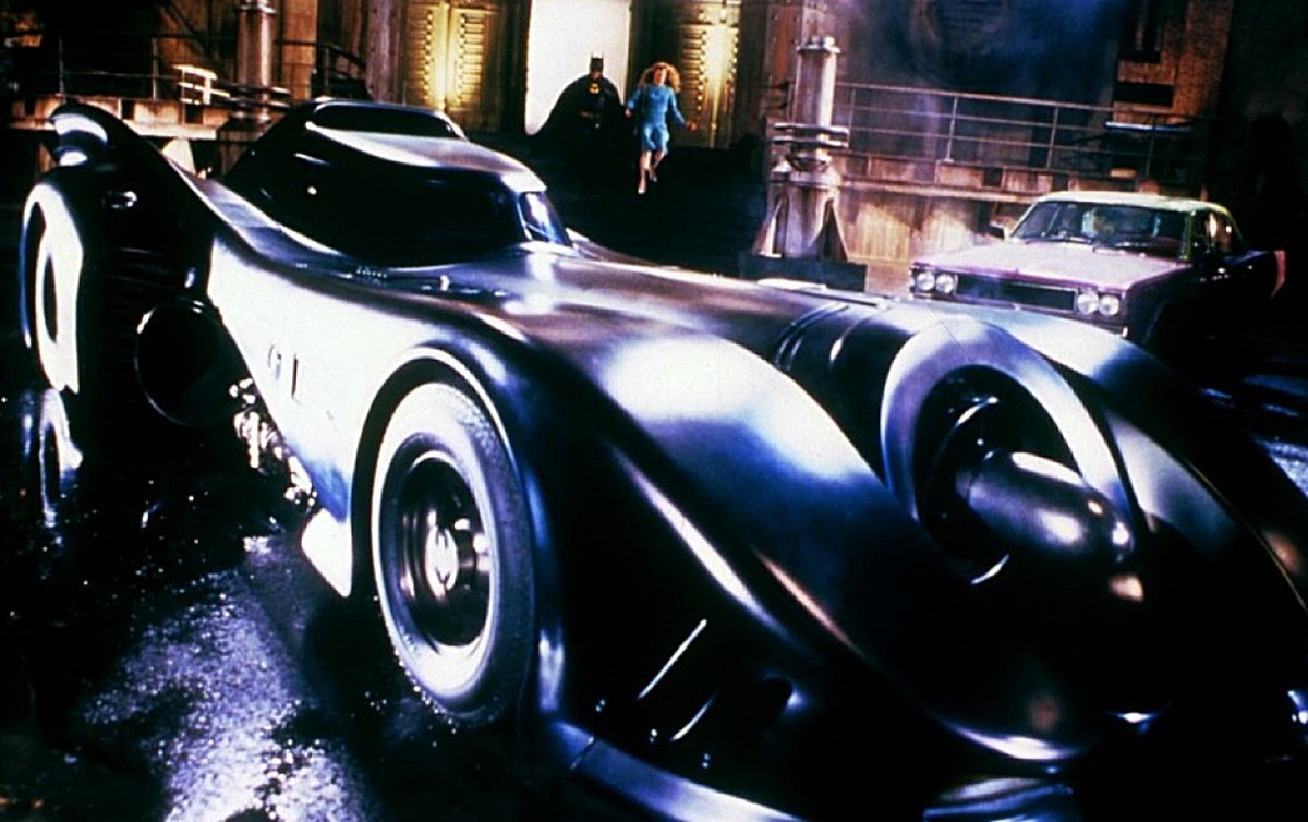 6 12 Things You May Not Have Realised About Tim Burton's Batman