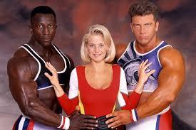 7. Ulrika 12 Amazing Memories From Gladiators