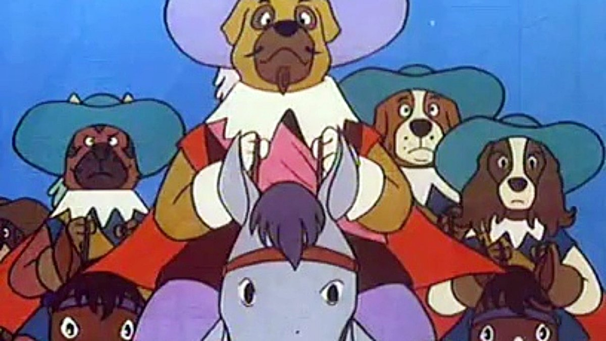 8 10 10 'Dogtanian And The Three Muskehounds' Facts Every 80s Kid Should Know