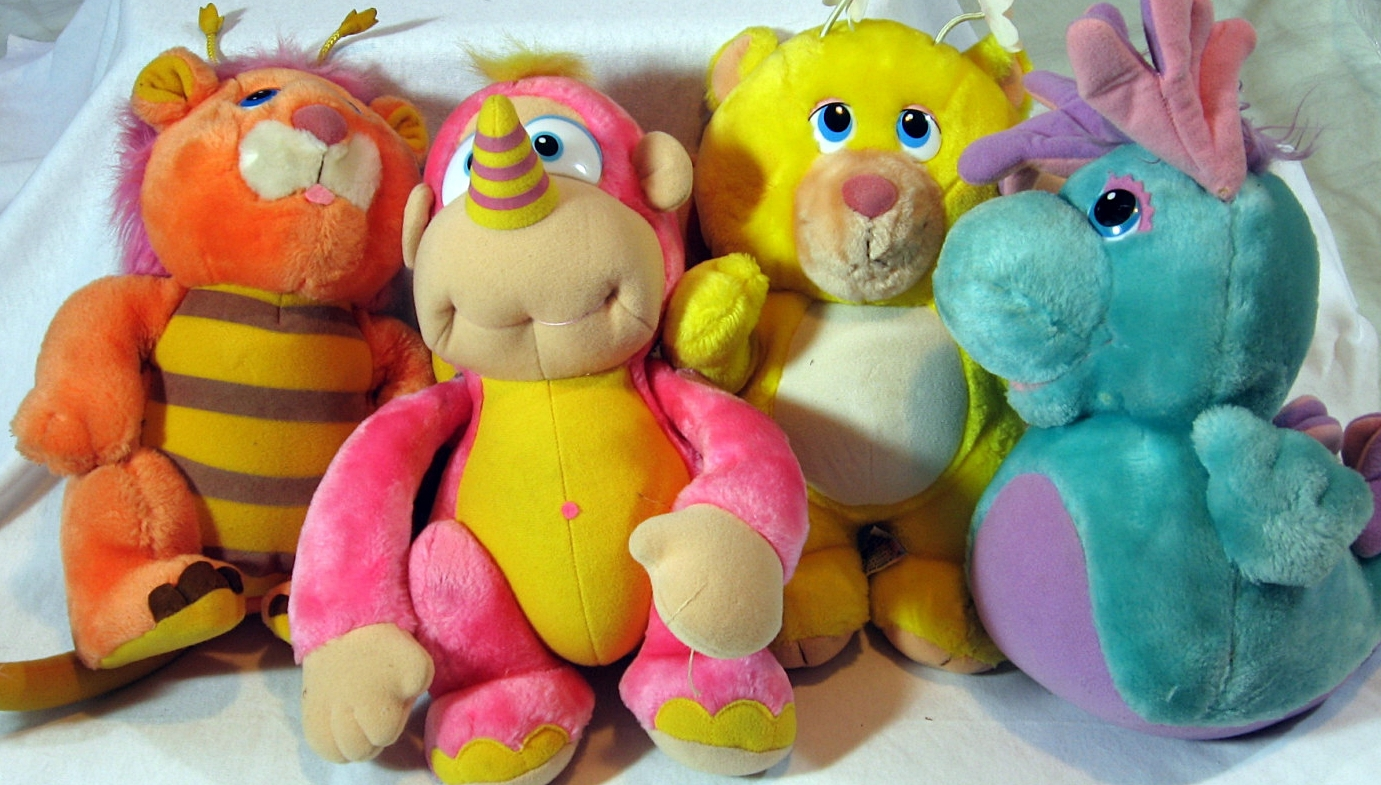 Wuzzles toys