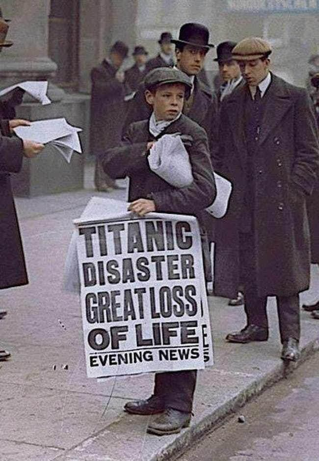8 4 1 25 Things You Never Knew About The Titanic