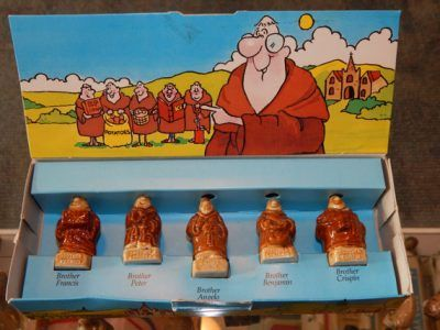 9. KP Monks 12 Of The Best Freebie Collectables That We Loved In The 80s