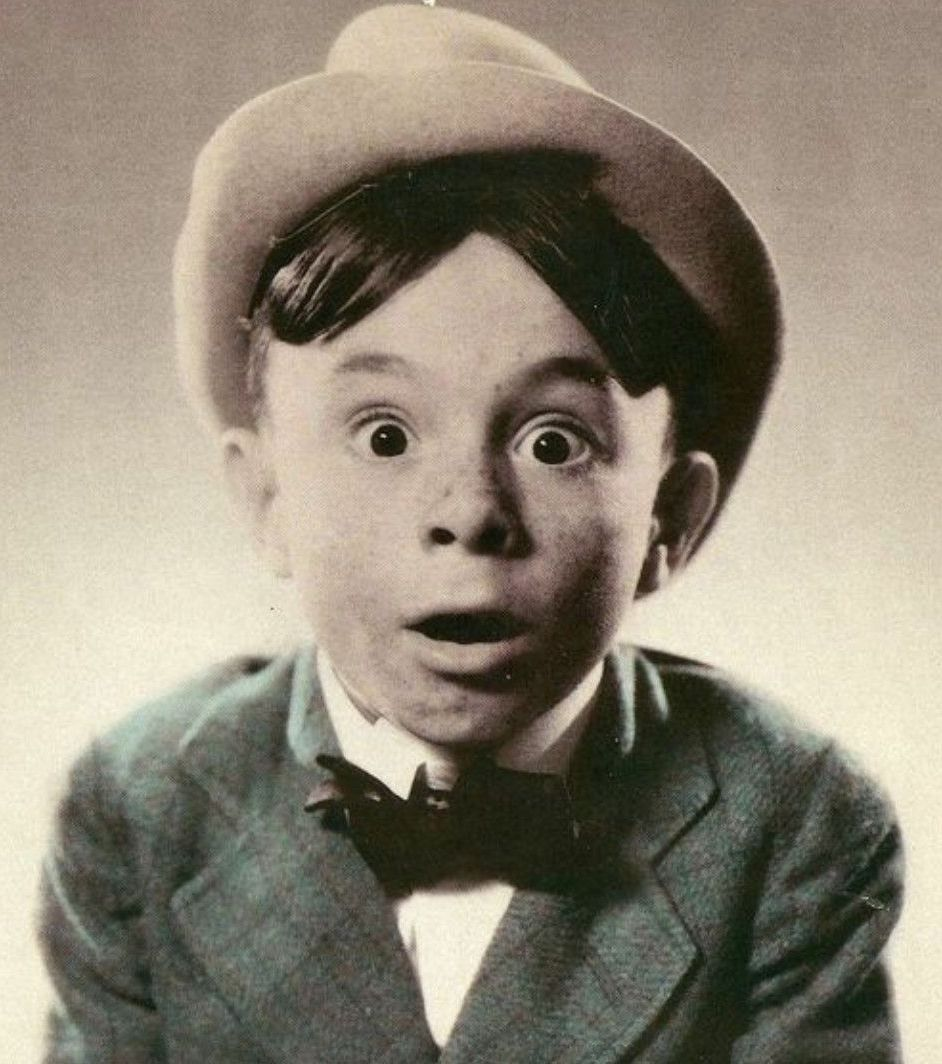 Carl Switzer in Our Gang