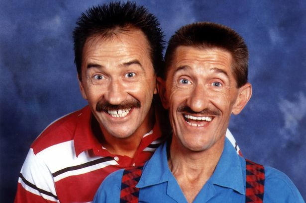 Chuckle Brothers To Me to You: The Chuckle Brothers Are Back with a New Channel 5 Show!