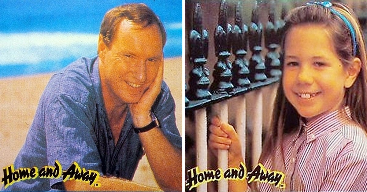 Home and Away Trading Cards! How Many Of These Did You Have?