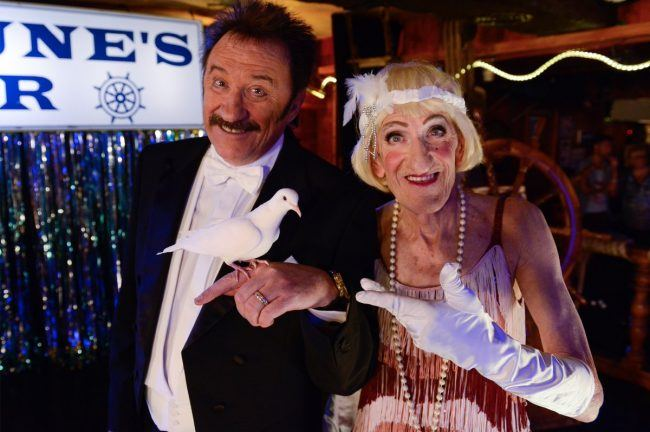 DWvxdBmXkAIQVmX To Me to You: The Chuckle Brothers Are Back with a New Channel 5 Show!